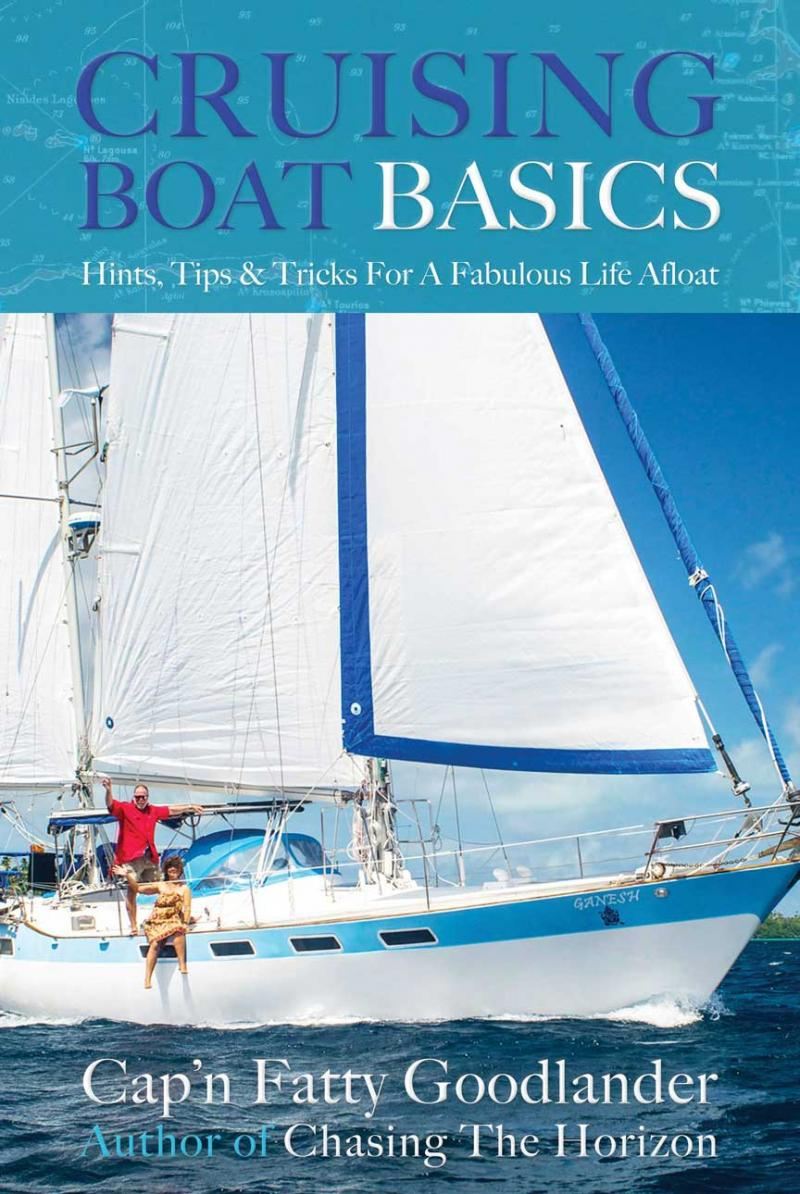 This book contains 58 years of seamanship and ship's husbandry distilled into mo